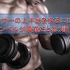 ボクサーの筋トレ:上半身を鍛えたい!自宅でできる最強器具とはΣ(゚Д゚)