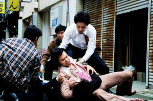 日本で一番悪い奴ら