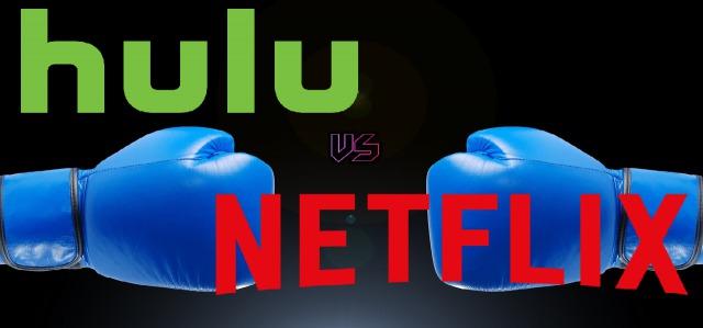 Hulu(フールー)とNetflix(ネットフリックス)