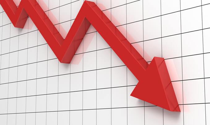 東証REIT指数の下落の下限はどこまでか?