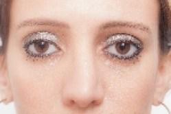 白人女性 顔パーツ9