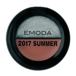 JELLY ジェリー2017年 7月号付録:EMODA エモダ ネイルカラー2本、リップ&チーク、ティントグロス。