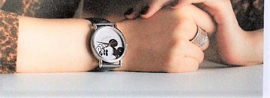 ミッキー腕時計、付録