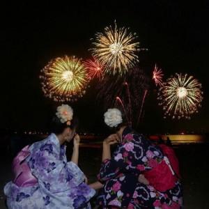 荒関克子_150729_わんさか祭りの花火の時間と場所は?場所取りの仕方と雨天について【画像01】
