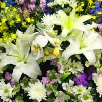 葬儀の供花