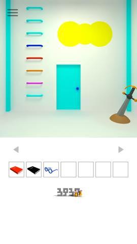 Th  脱出ゲーム「ミスター3939と2枚のタオル」(MR39395)   攻略と解き方 ネタバレ注意  4174