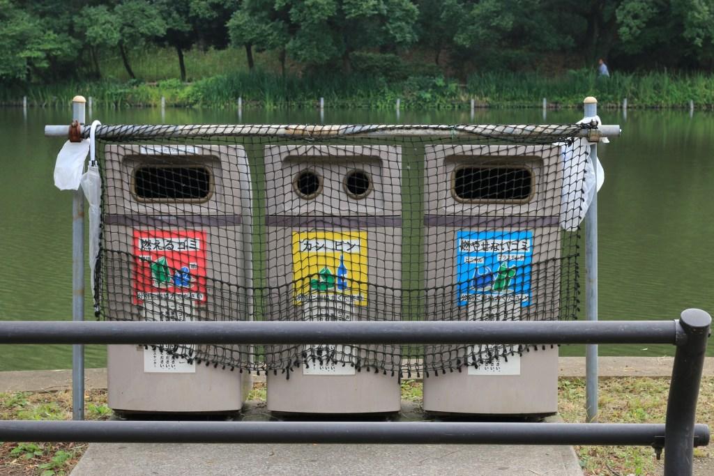 風水 ゴミ箱