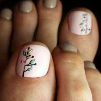Decoracion de uñas para pies, los mejores diseños en Tendencia