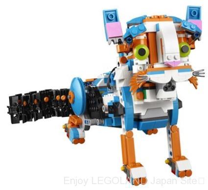 LEGO BOOSTとLEGO WeDo2.0を比較して方向性がかなり違うことが分かった結果、選択はこっちだった