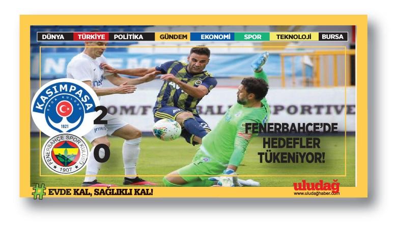 Fenerbahçe'de hedefler tükeniyor…