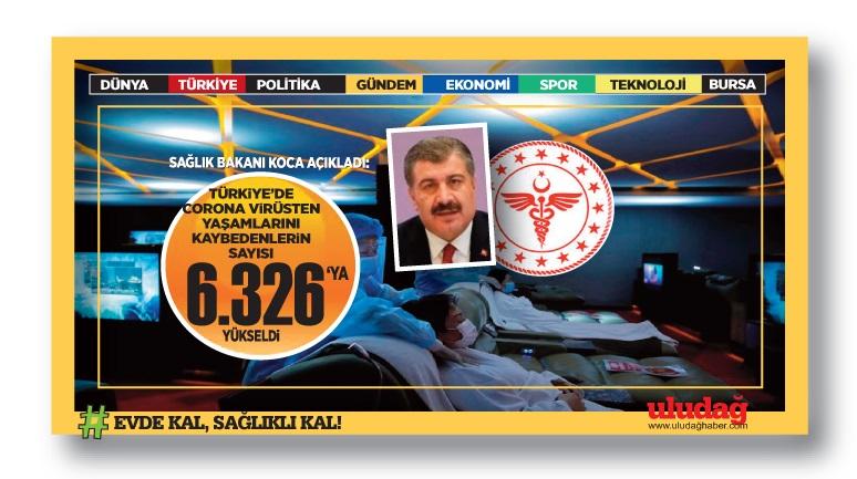 Türkiye'nin günlük koronavirüs tablosu açıklandı! Can kaybı artıyor
