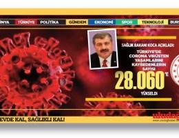 21 Şubat koronavirüs tablosu açıklandı