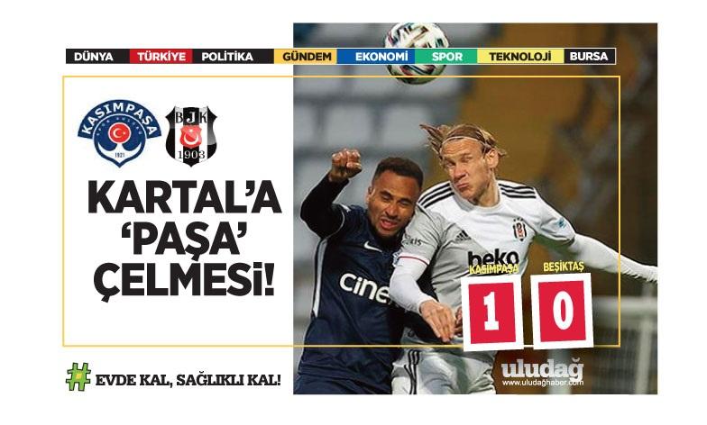 Beşiktaş fırsat tepti…
