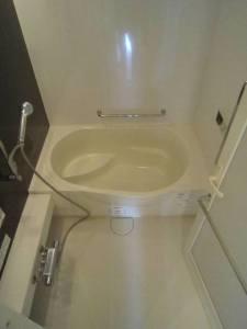 ダイアパレス蔵前浴室