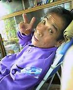 笹野富美夫-末期ガンで体重40kg
