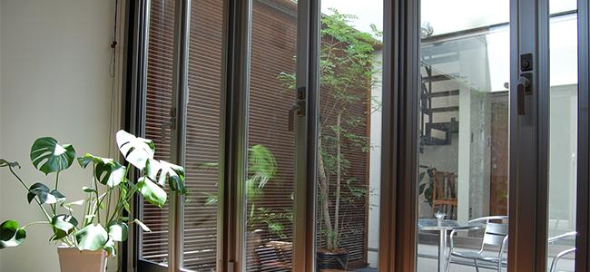 「二重窓ガラス」の特徴とメリット