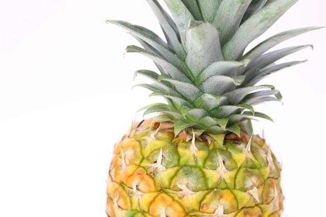 パイナップルの力で紫外線対策