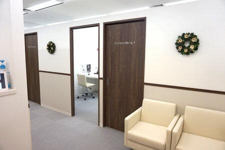 控室 東京ビューティクリニック