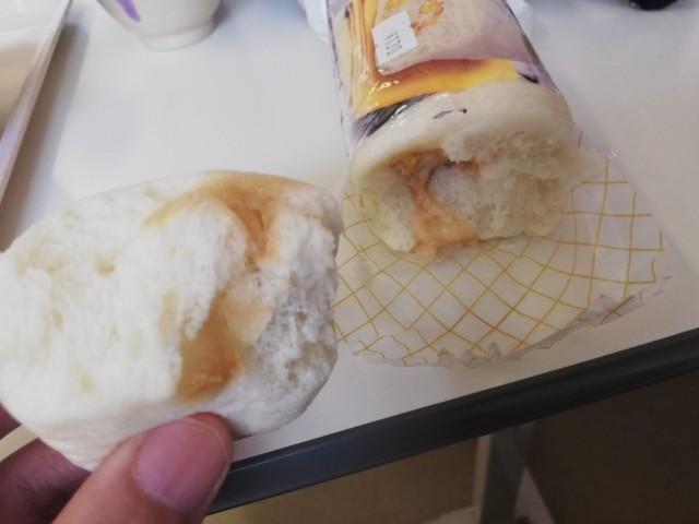 パンは食べられる