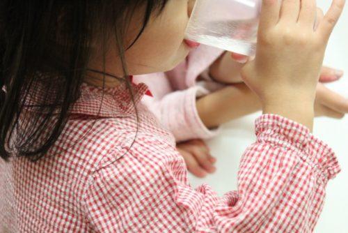 赤ちゃん 歯磨き うがい