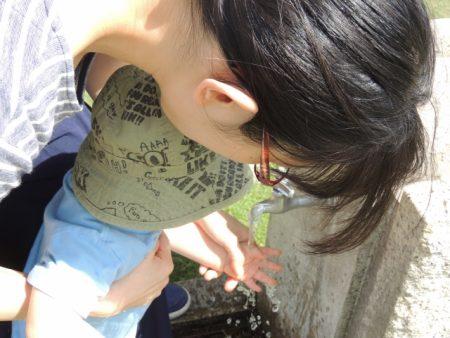 赤ちゃん 手洗い いつから