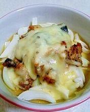 玉ねぎ チーズ焼き