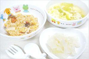 離乳食の作り方