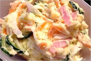 氷酢たまねぎのサラダ