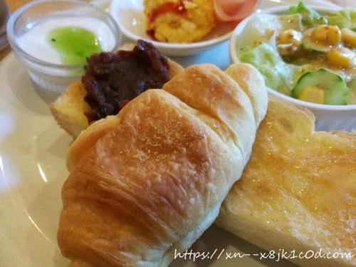 トーストセット(小倉)