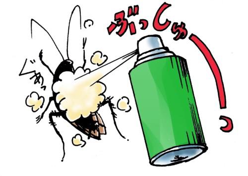 ゴキブリの死骸を処理する方法!ゴキブリ嫌いのあなたでも捨てれる!