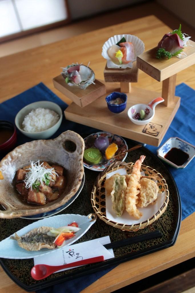 ランチ1番人気の京ひろ定食♪