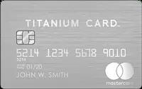 5位.ラグジュアリーカード/Mastercard Titanium Card