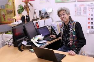 ホームページビルダー教室 主宰 鎌田裕二
