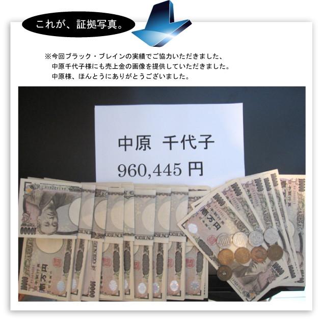 中原千代子さん 収入画像