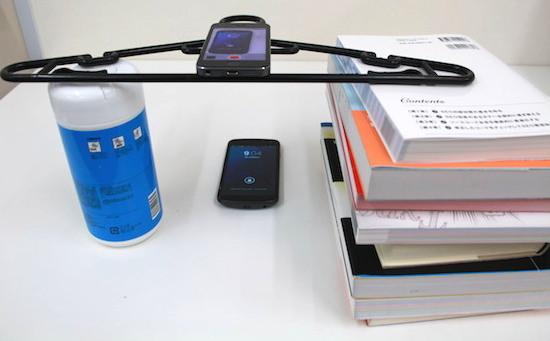 UIscope スマホ2台使用例