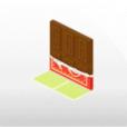 板チョコパーティション