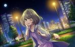 高垣楓SSR画像夜風の誘い