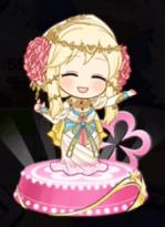クラリスSR<微笑みの聖女>