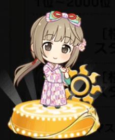 依田芳乃SR<桜の頃>
