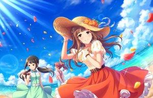 水本ゆかりSR+<Kawaii make MY day!>