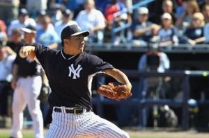田中将大 MLB