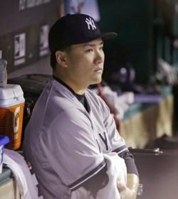 田中将大 ヤンキース 怪我 故障