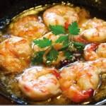 バーベキューで海老のアヒージョを作るレシピとコツ