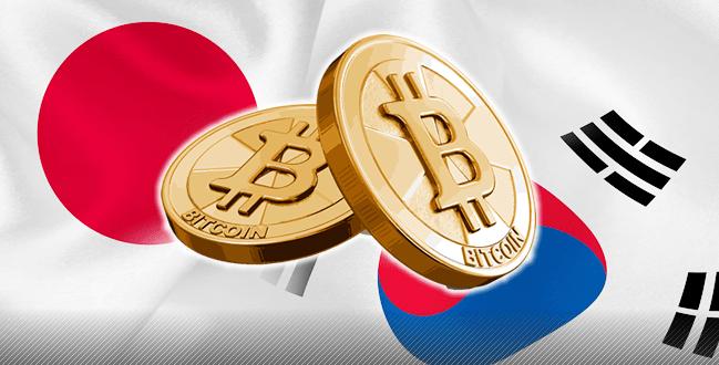 ビットコイン価格の中期的なトレンドが日韓に依存する理由