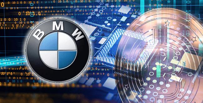 BMWがブロックチェーンプロジェクトと提携するか!?