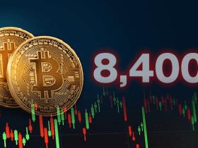 ビットコインの価格が8400ドルにまで回復!カルダノも11%上昇へ
