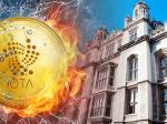 ロンドン大学がIOTA(アイオーター)との関係を解消!脆弱性がきっかけか?