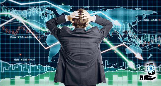 相関性なし?株式相場暴落が仮想通貨市場に与える影響はいかに
