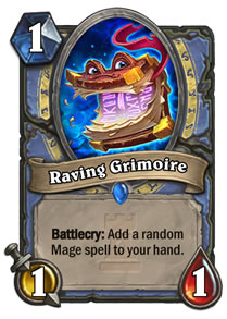 Raving Grimoire