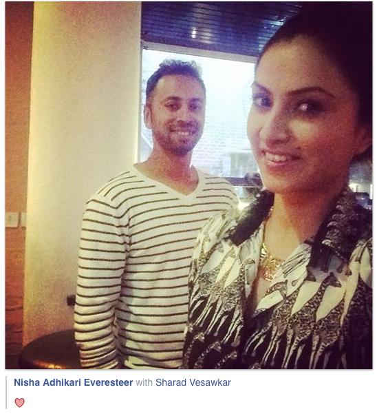 Nisha and Sharad